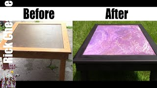 157. Coffee Table MakeOver
