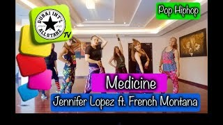 Medicine| Jennifer Lopez ft  French Montana| Zumba® | She Ragpala | Choreography | Dance fitness