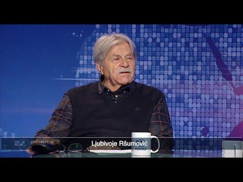 Gost: Ljubivoje Ršumović