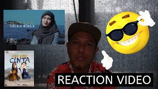 REACTION VIDEO - TERLALU MEMUJA WANY HASRITA (OST DRAMA CURI-CURI CINTA)
