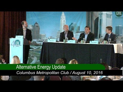 Columbus Metropolitan Club:  Alternative Energy Update