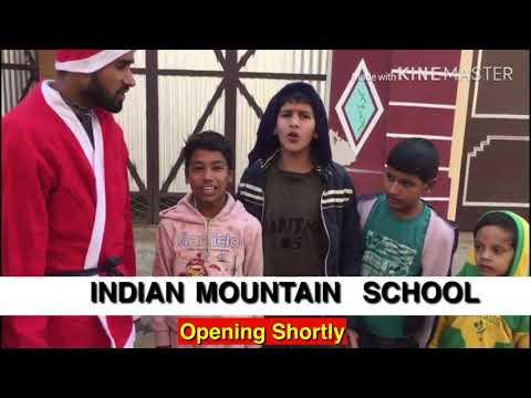 Indian mountain school