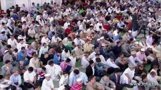 Проповедь Хазрата Мирзы Масрура Ахмада (10-08-2012)