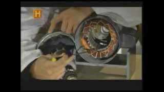 Nikola Tesla -El motor a induccion y la caida de tension en VCC
