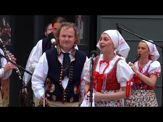 Plzeňský lidový soubor Mladina / sobota 27. 6. v 16:00 / iFolklorní Strážnice 2020