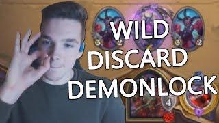 Wild Discard Demonlock