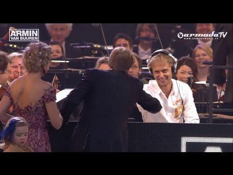 Armin van Buuren & The Royal Concertgebouw Orchestra perform for new Dutch king Willem-Alexander