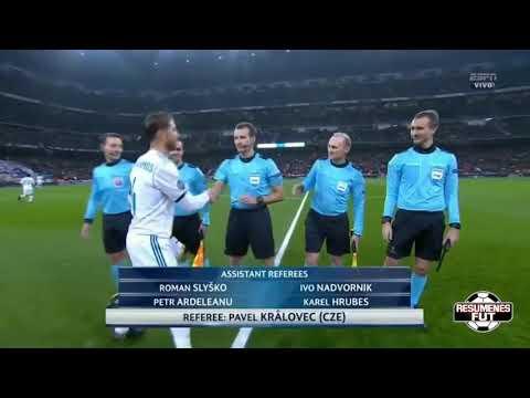 Real Madrid vs Borussia Dortmund 3 - 2 Highlights Resumen Goals Goles UCL 06/12/2017