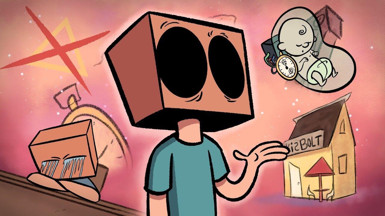 Furcsa gyerekkori gondolataim | Animáció
