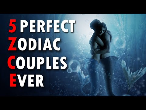 Top 9 Most Compatible Zodiac Couples Ever   Astrology The Magical Indian