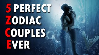 Top 9 Most Compatible Zodiac Couples Ever | Astrology The Magical Indian