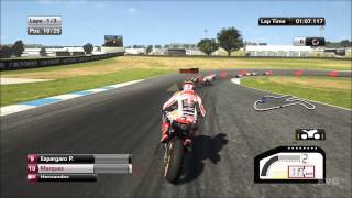 MotoGP 15 - Marc Marquez Gameplay (PC HD) [1080p]