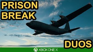 PRISON BREAK / Duo Dinner / PUBG Xbox One X