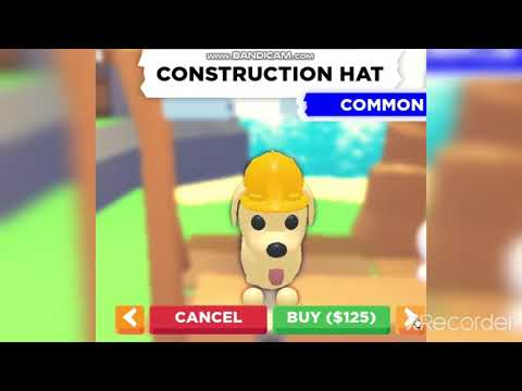 Pet Accessories Rotation 137   Roblox Adopt me