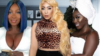 Love and Hip Hop Atlanta Spice and Mimi battle over skin bleaching!
