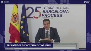 Sánchez pide a la UE voluntad para dar soluciones a la migración