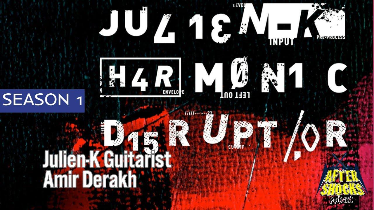 Success In Music Doesn't Require A Record Company - Julien-K Guitarist Amir Derakh