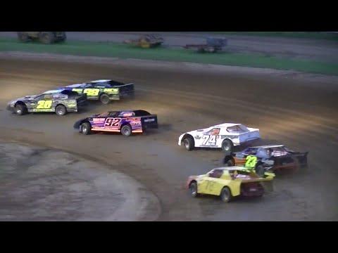 Street Stock | Heat One | McKean County Raceway | 8-14-14