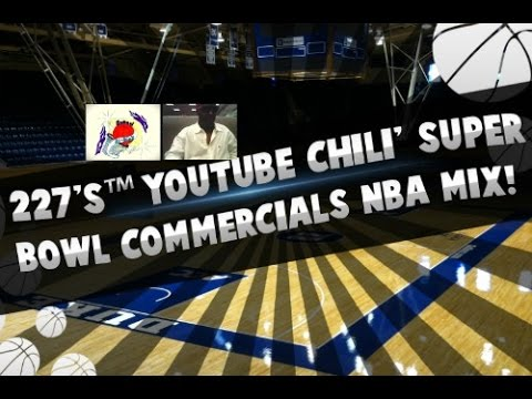 227's™ YouTube Chili' Super Bowl Bud Light PacMan Commercial