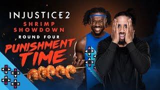 INJUSTICE 2: JIMMY USO vs. KOFI KINGSTON - Pt. 4 in First to 5 - Gamer Gauntlet