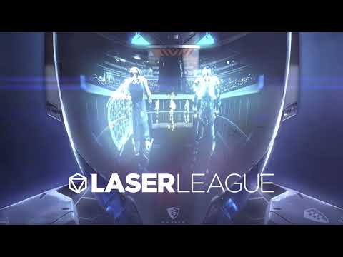 Laser League Soundtrack - Tianjin, China - Gèng Hǎo Megaplex Theme