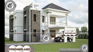 Indian House Design By 99HOMEPLANS COM [ Esp: M104 ]