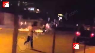 بالفيديو.. مدرعات الجيش تطارد ثوار لبنان بساحة الشهداء