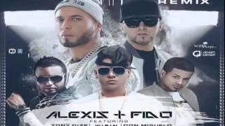 A Ti Te Encanta Remix (Version Dj VoltiO)- Alexis y Fido Ft. Tony Dize, Wisin y Don Miguelo
