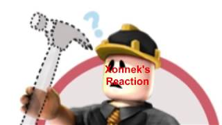 Xonnek Got Banned! (Roblox Thumbnail Stealing Youtuber)