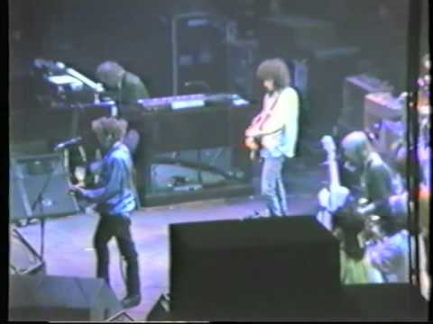 BOB DYLAN With Tom Petty WEMBLEY ARENA LONDON October 17, 1987