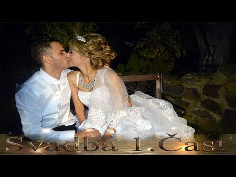 Svadba Milan & Julka 1 Časť 28 10 2017