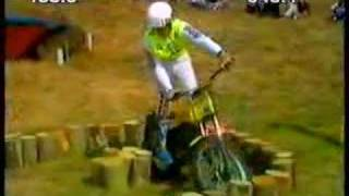 Kick Start Trials Easton Neston Park 1982 Part 1