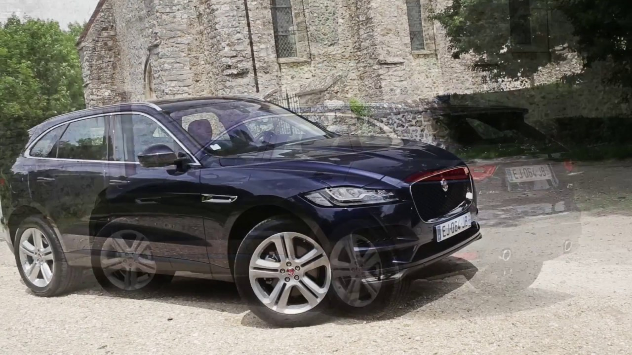 essai jaguar f pace 3 0d v6 300ch portfolio youtube. Black Bedroom Furniture Sets. Home Design Ideas