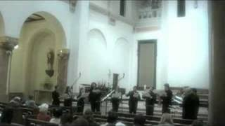 The Byrd Ensemble performs Gabrieli - Magnificat octavi toni