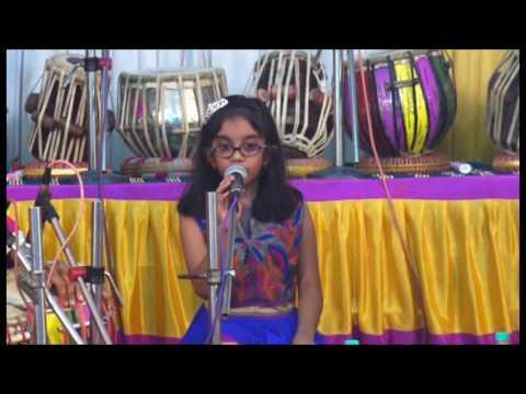 Ago bai Dhago Bai,Singing By isha Rao,HARMONIYAM HEMANT KIRKIRE.