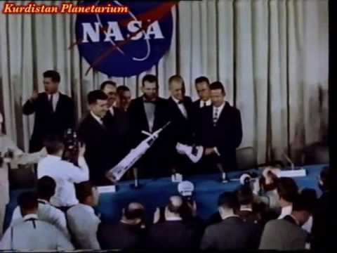 NASA: Project Mercury - P1