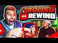 REACTING TO YouTube Rewind 2017 I TROLLED IT LOL mp3