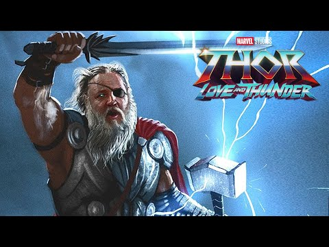 Thor 4 Love and Thunder Russell Crowe Zeus Announcement and Marvel Gods Explained