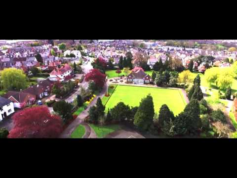 One Day In Hinckley Leicestershire DJI Phantom Drone