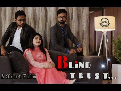 Valentine's day Bangla short film 2018 | Blind trust | By 5th Dimension