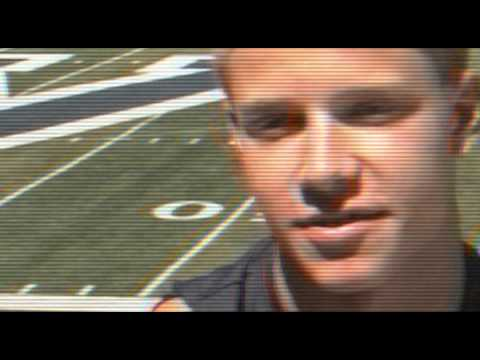 Christian McCaffrey - Valor Christian Running Back - Highlights/Interview - Sports Stars of Tomorrow