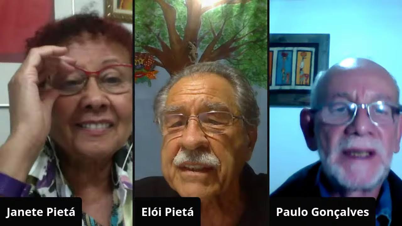 FIQUE LIGADO: ELÓI CONVERSA COM JANETE PIETÁ E PAULO GONÇALVES SOBRE A TAXA DO LIXO APROVADA HOJE
