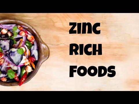 What foods have Zinc?Curing Zinc Defiency