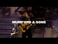"Mumford & Sons ""Live From South Africa: Dust and Thunder"" - Out Now"