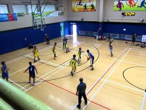 香港基督教會籃球聯賽 - 全場賽事:Campus VS Island (Part 2)
