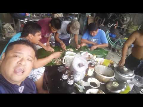 Vlog#181: Birthday bash in San Fernando, Pampanga [Fil-Am in the Philippines]