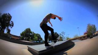 Warm ups with Chase Webb- Stoner Skate Plaza