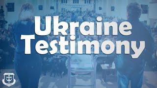 Ukraine Testimony