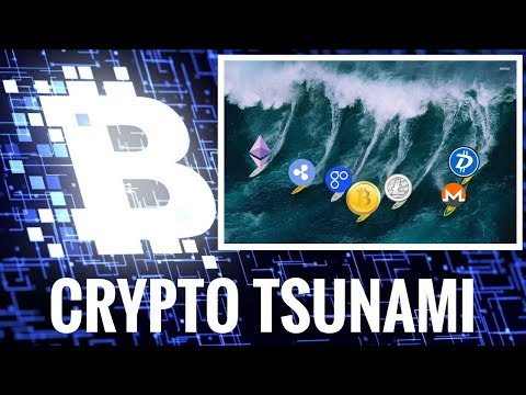 The Crypto Tsunami is Coming