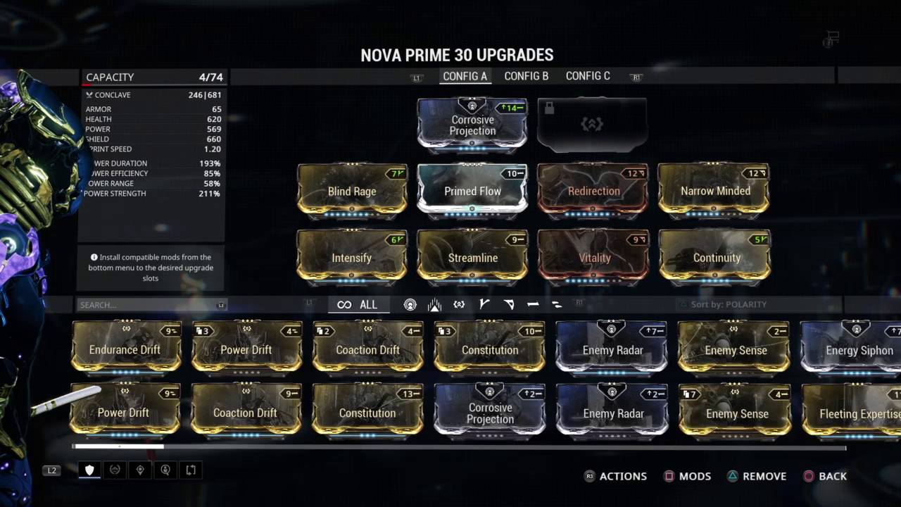 Warframe Build Slow Nova Nova Youtube Her unique ability to either slow the enemies by a lot or to. warframe build slow nova nova